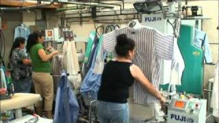 Shirt finisher ,shirt pressing ,shirt laundry,shirt system,shirt ironing