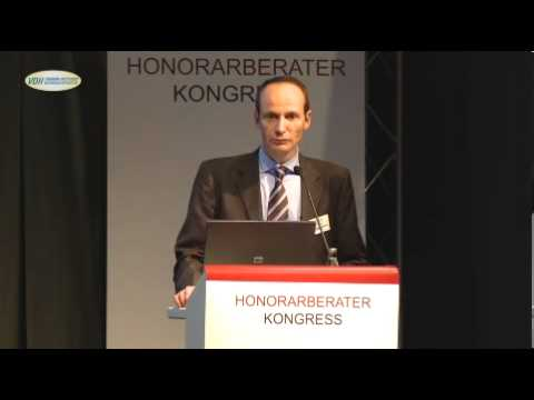 HonorarberaterTV: Buchautor Gerd Kommer - Kaufen oder Mieten?