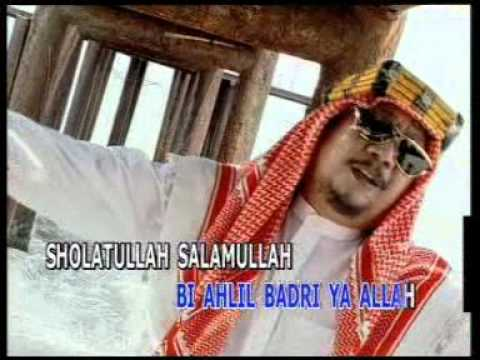 Mas'ud Sidik - Sholawat Badar [Official Music Video]