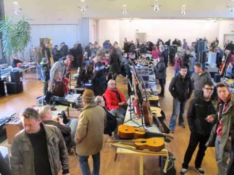 5. Musikinstrumenten - Börse / Flohmarkt 2013 in Aßlar