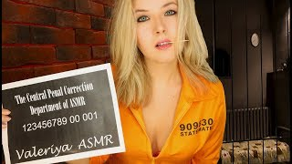 ASMR JAILEscape with a naughty girl