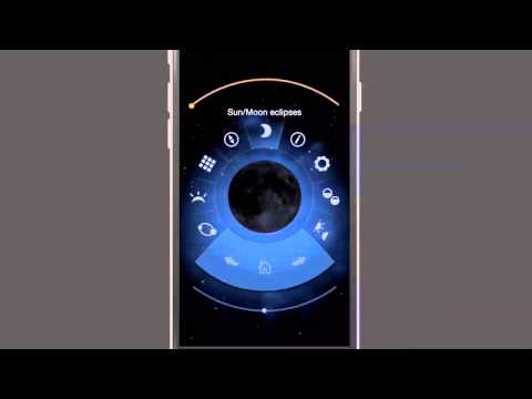 Follow Moon Cycles with Deluxe Moon App for iPhone - FindingMagick.com