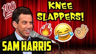Those Times Sam Harris Made Us Slap Our Knees