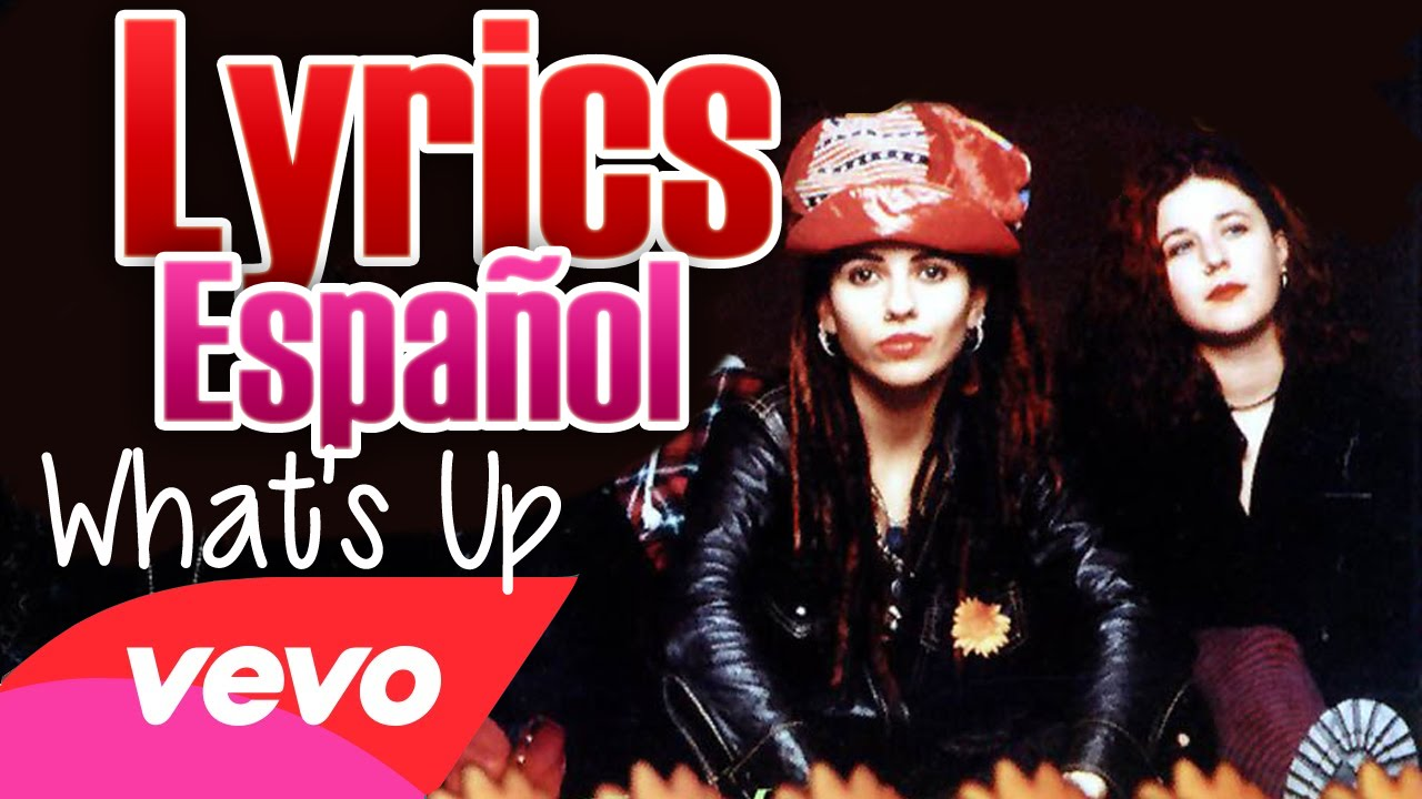 WHAT'S UP Chords - 4 Non Blondes | E-Chords