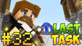 Minecraft LastTask 2 #32 - ГОРОДСКАЯ ПЛОЩАДЬ И МАГАЗИН