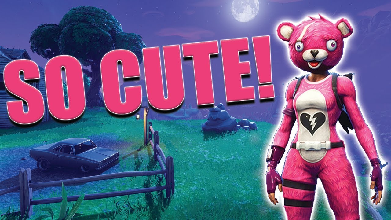 Cuddle team leader outfit fortnite youtube - Cuddle team leader from fortnite ...