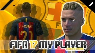One of BFordLancer48's most viewed videos: THE START! | FIFA 17 Player Career Mode w/Storylines | Episode #1 (The Spanish Legend)