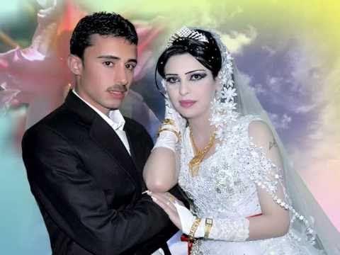 Yezidische hochzeit von Dlil  Sahar in Syrien part1 By