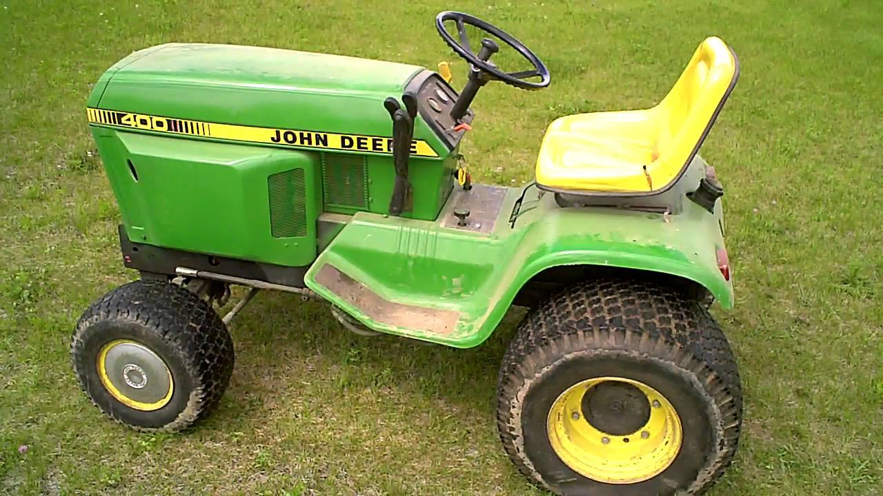 Lawn Tractor Salvage Yards : John deere garden tractor salvage yards ftempo