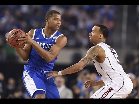 2014 NCAA DI Men's Basketball Championship Highlights