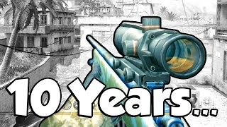 cod4 10 years later
