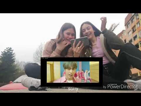 [REACTION]BTS (방탄소년단) '작은 것들을 위한 시 (Boy With Luv) feat. Halsey' Official MV