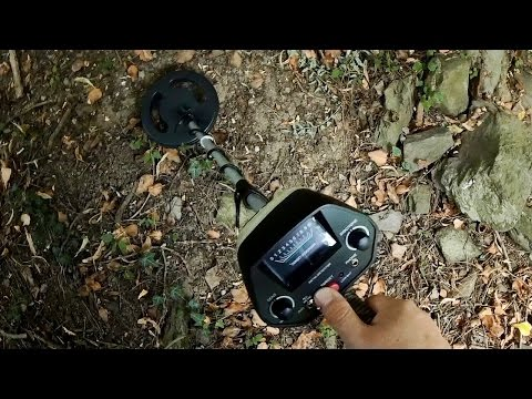 Amazing Performance of a $100 Metal Detector (Part 1)