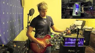Xvive Tube drive GUITAR PEDAL DEMO - James Bell Thumbnail