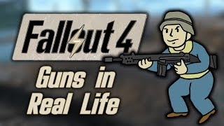 5 Fallout 4 Guns in Real Life