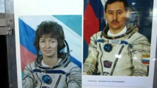 видео День рождения в музее космонавтики