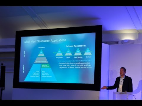 Mitel Mobile-First Communications | Martin Bitzinger