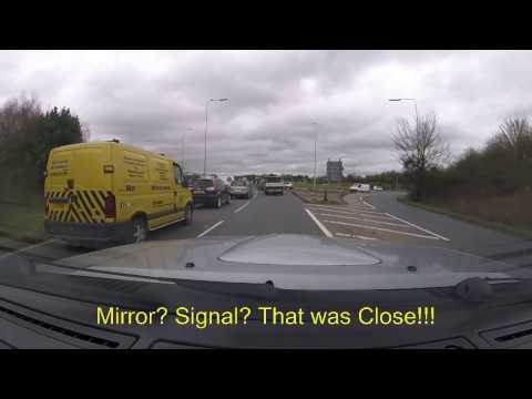 UK Bad Drivers Hertfordshire No.1