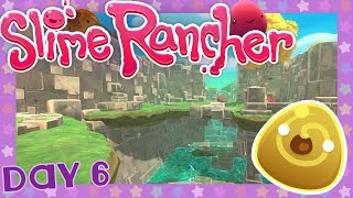 The Ancient Ruins! | Slime Rancher | Day 6