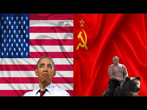 USA VS USSR MEMES COMPILATION