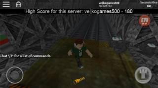 Roblox sonic.exe ep.1 1.deo(srpski gameplay)AAAAAA WTF