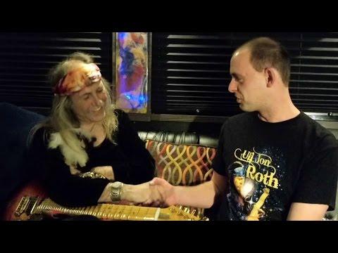 On Uli Jon Roth's Tour Bus: An Interview With Uli