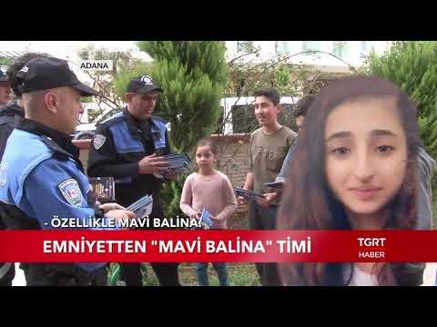 "Emniyette ""Mavi Balina"" Timi"