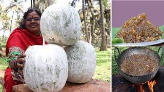 Kasi Halwa  Poosani Halwa  20 Kgs White Pumpkin Halwa  Delicious Ash Gourd Halwa Recipe
