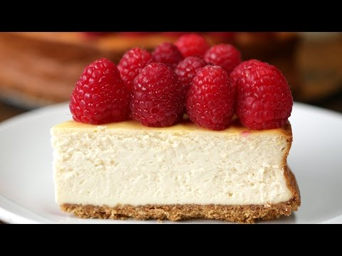 Thumbnail: Lighter Raspberry Cheesecake