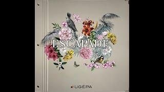 Ugepa ESCAPADE – каталог обоев видеообзор