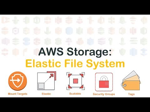 How to create a Elastic File System(EFS) in AWS