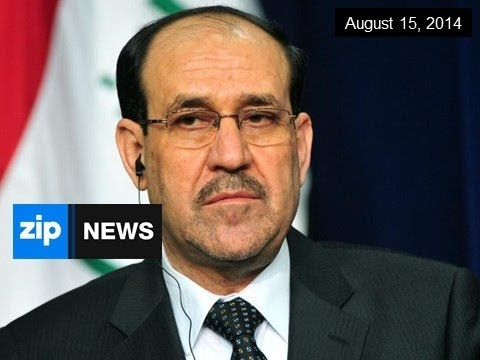 Iraqi Prime Minister Steps Down - August 15, 2014