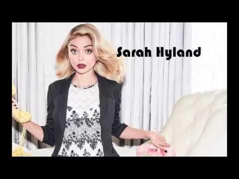 Sarah Hyland family