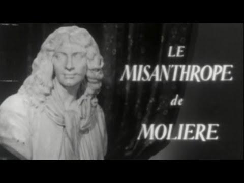 MOLIÈRE – Le Misanthrope (Pièce filmée, 1958)