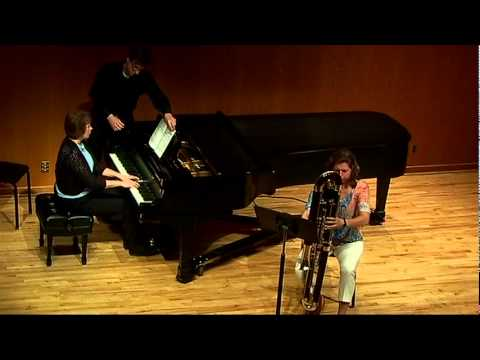 Variations on a Theme of Robert Schumann for Contrabassoon (The Happy Farmer)