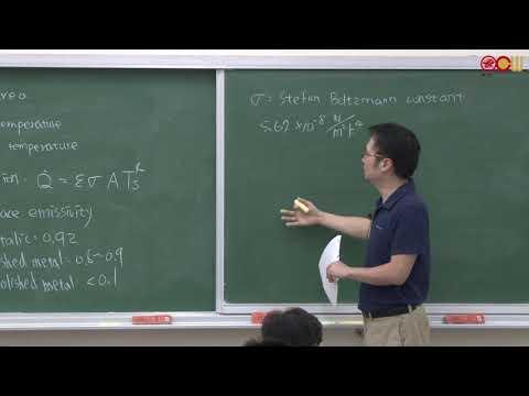 熱力學(一) Lec13 第三章 熱力學第一定律 First Law of Thermodynamics (3/6) - YouTube