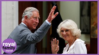 Prince Charles And Camilla Celebrate 15 Years Of Marriage
