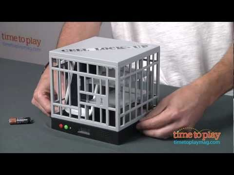 Cell Lock-Up from EB Brands