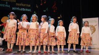 Dzieci�ca orkiestra z muzyk� wsp�czesn� (04.05.2015)