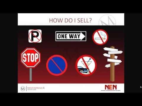 NEN Webinar# 76 -  Maximizing Your Sales Opportunities