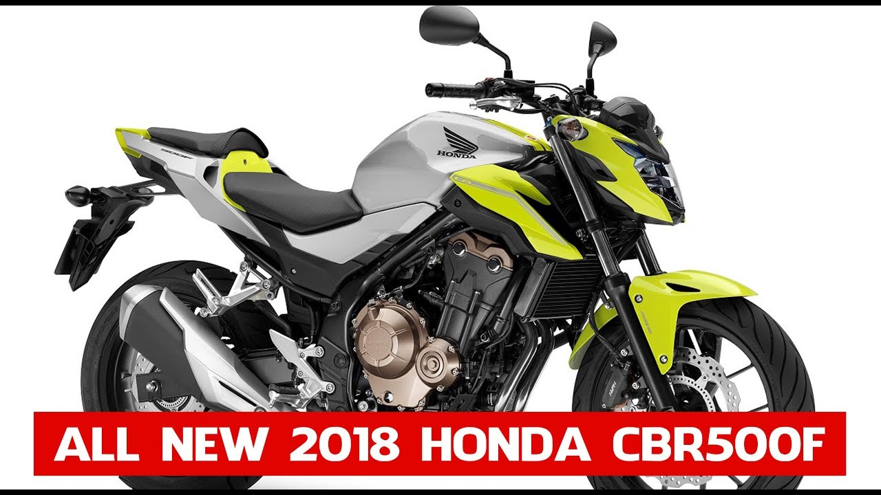 New 2018 Honda CB500F | 2018 Honda CB500F launched in Malaysia at RM 31,363 - YouTube