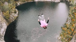 Vermont Cliff Jumping // Cliff Life Grand Finale 2018