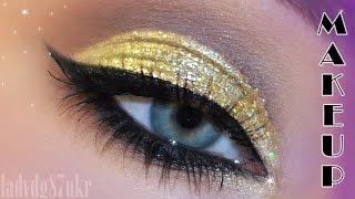 видео Новогодний макияж 2015