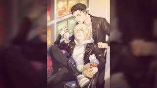 Yuri!!! On lce/ Юра и Отабек/ Два влюбленных идиота.