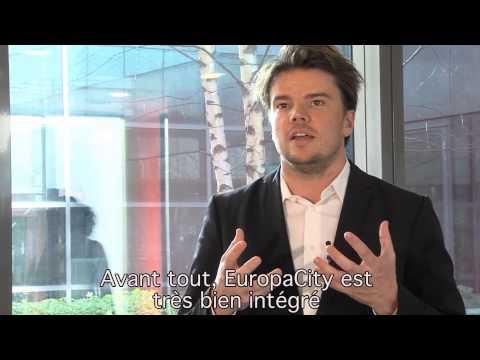 EuropaCity by BIG (Bjarke Ingels Group)