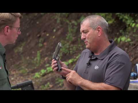 American Rifleman TV Exclusive: Colt Gold Cup