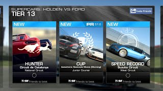 Real Racing 3 Supercars: Holden vs Ford Tier 13 (PR 57.0)