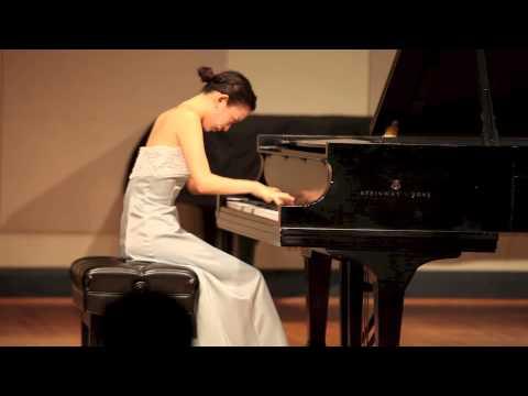 "Mina Koike, Debussy ""Pour le piano"", Prelude, 30 Sep 2012"
