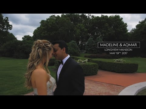 Madeline and Aqmar - Wedding Film at Longview Mansion in Lee's Summit, MO