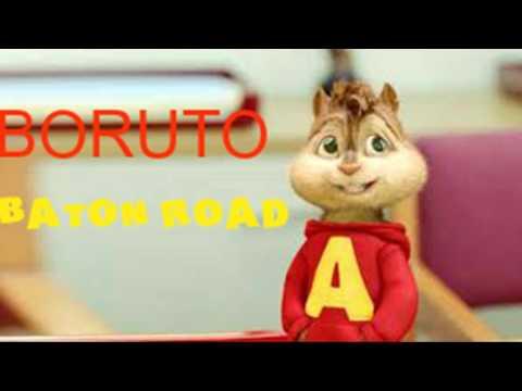 Boruto Naruto Next Generations (Alvin and the Chipmunks)COVER